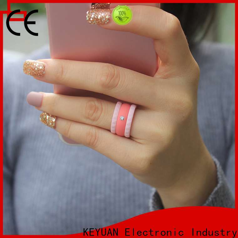 quality assured silicone engagement ring factory free sample