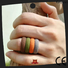 Keyuan durable mens silicone rings factory fast delivery