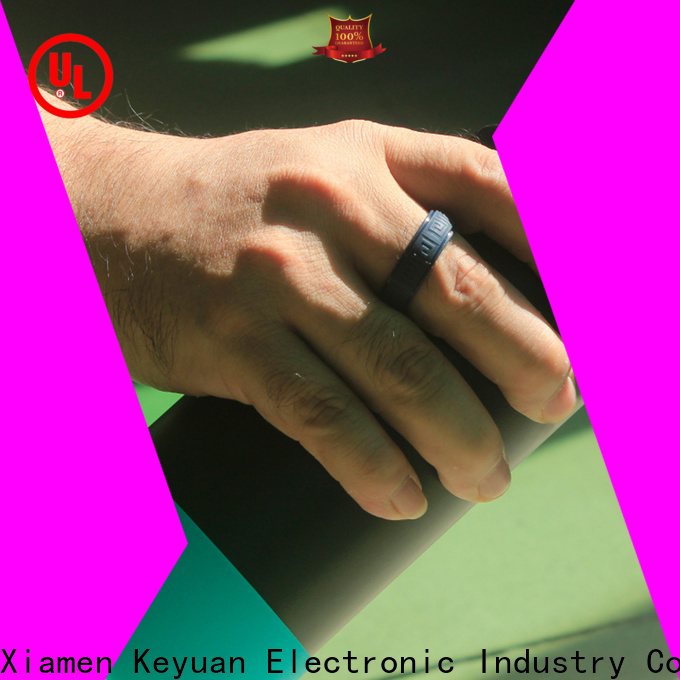 Keyuan silicone wedding rings manufacturer for wholesale