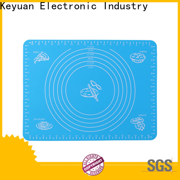 Keyuan best silicone kitchen items wholesale for cake making