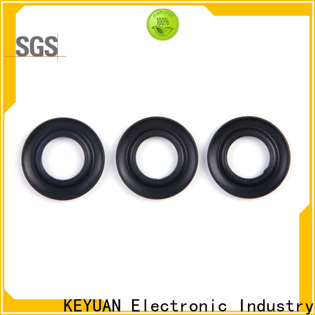 Keyuan conductive silicone rubber products manufacturer factory price for remote control
