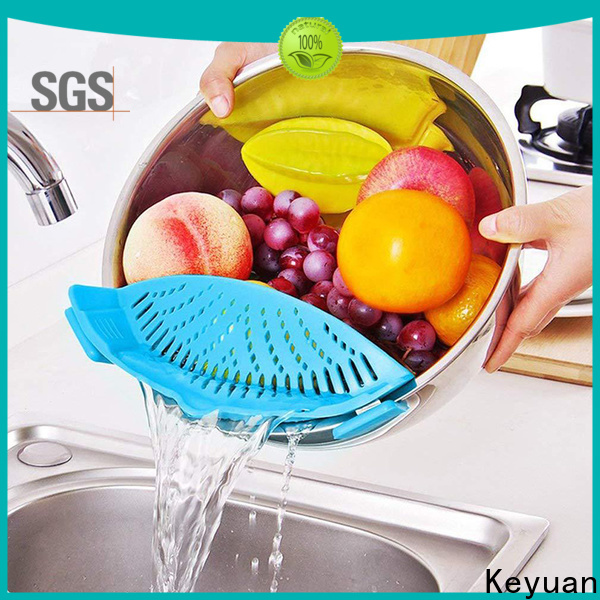 Keyuan heat-resistant silicone kitchenware products factory for baking