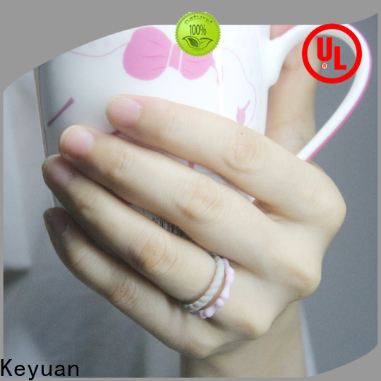 Keyuan durable silicone engagement ring company for wholesale