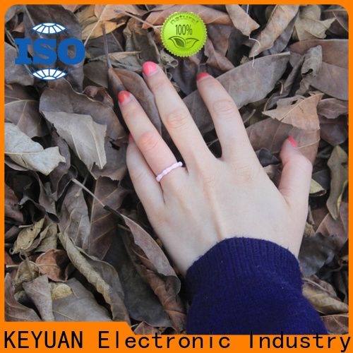hot-selling silicone wedding rings factory free sample