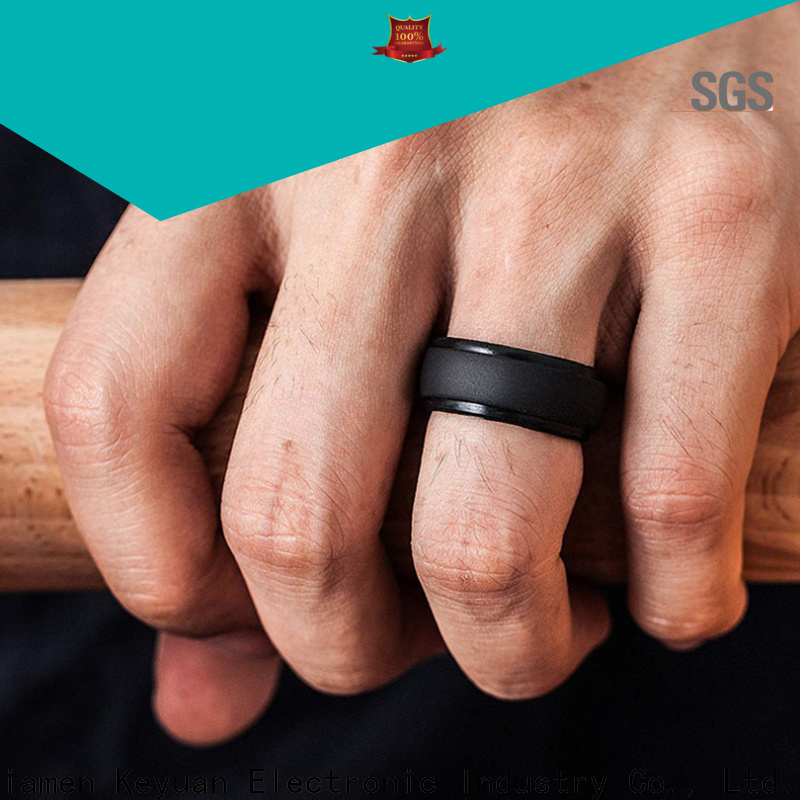 Keyuan silicone rings factory free sample