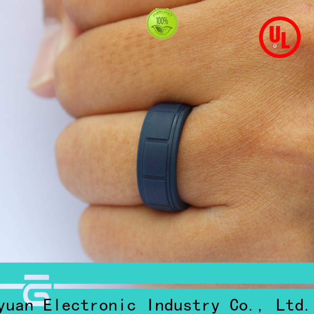 hot-selling silicone band rings manufacturer fast delivery