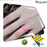 Keyuan durable silicone engagement ring supplier free sample