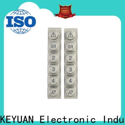 Keyuan hig-quality silicone rubber products personalized for electronic