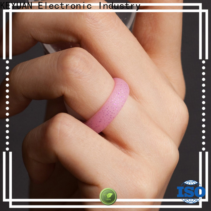 quality assured rubber wedding bands company free sample