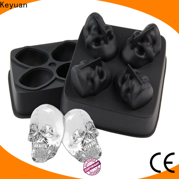 Keyuan heat-resistant silicone kitchen items factory for cake making