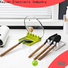 heat-resistant silicone kitchen items wholesale for cake making