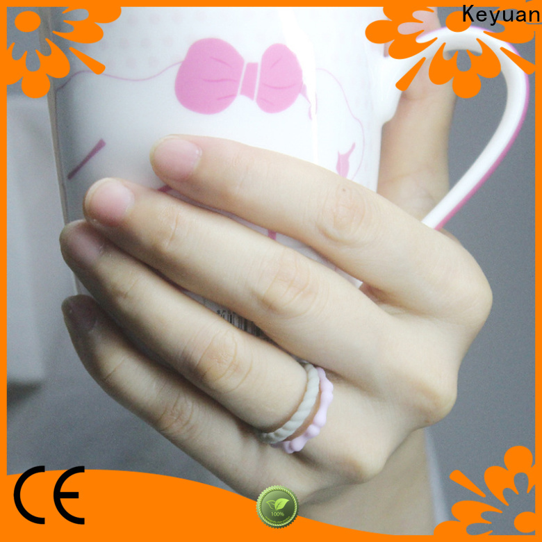 Keyuan hot-selling silicone engagement ring manufacturer for wholesale