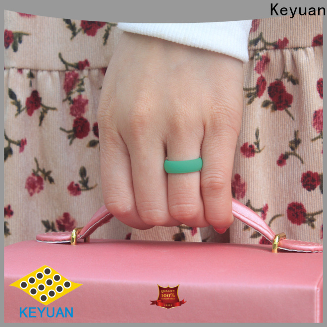 Keyuan best silicone wedding bands factory fast delivery