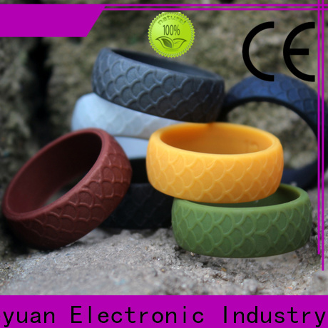Keyuan custom silicone rings supplier fast delivery