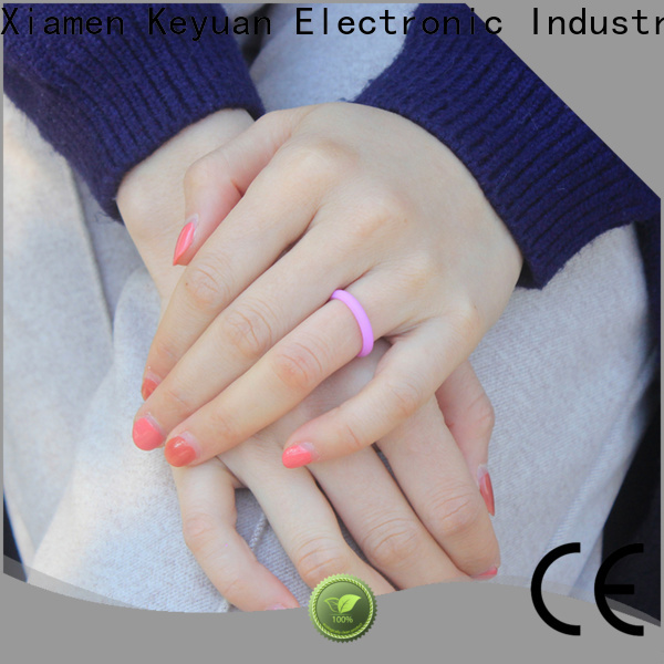 Keyuan silicone wedding bands supplier for wholesale
