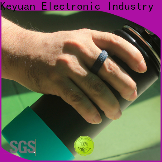 Keyuan quality assured silicone rings womens manufacturer for wholesale