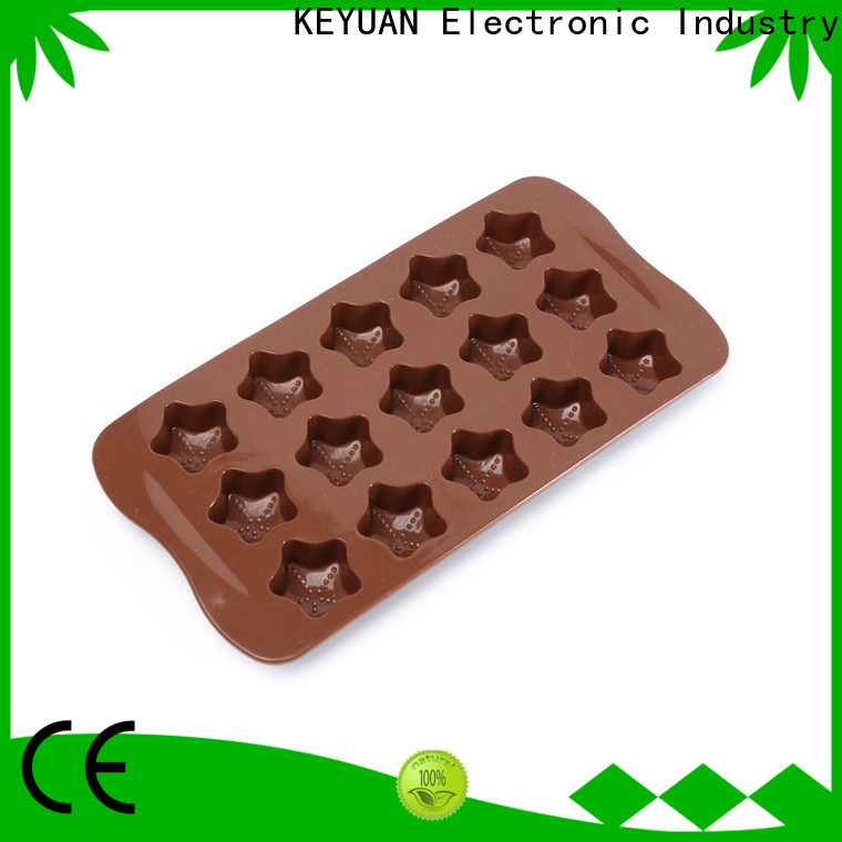 Keyuan silicone kitchen items with best price for baking