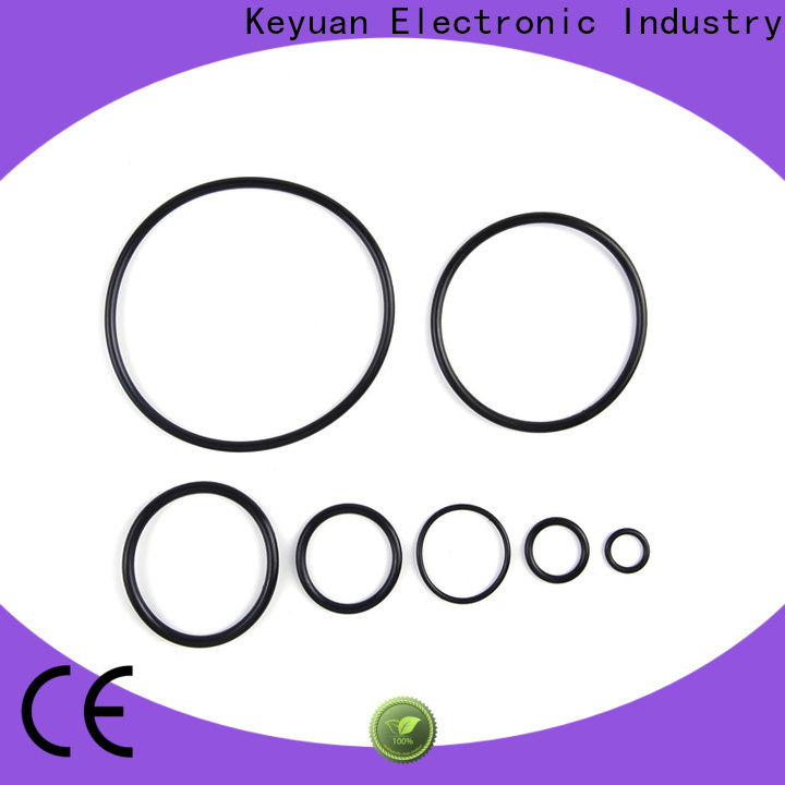 Keyuan silicone rubber products personalized for industrial