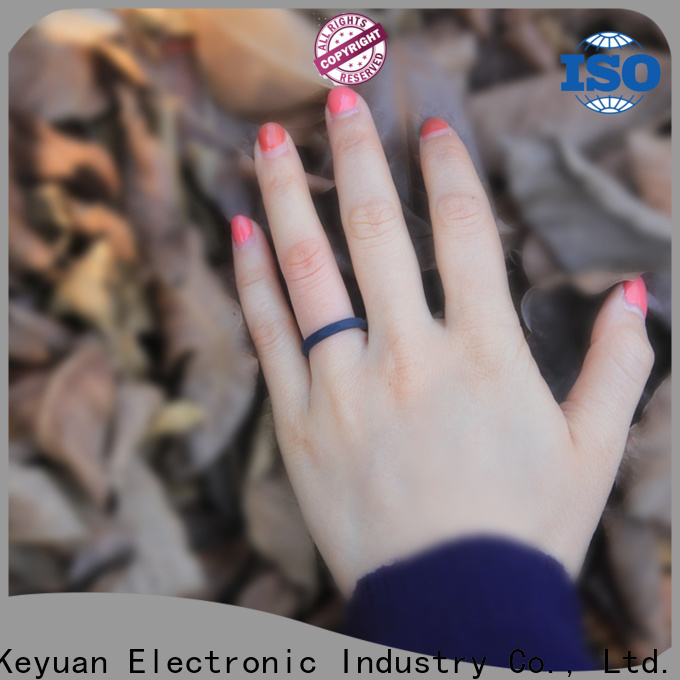 Keyuan silicone rings womens manufacturer for wholesale