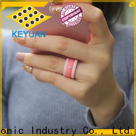 quality assured silicone rings womens supplier free sample