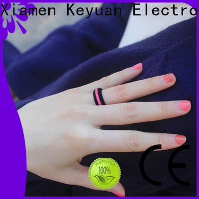 Keyuan durable silicone wedding bands manufacturer for wholesale