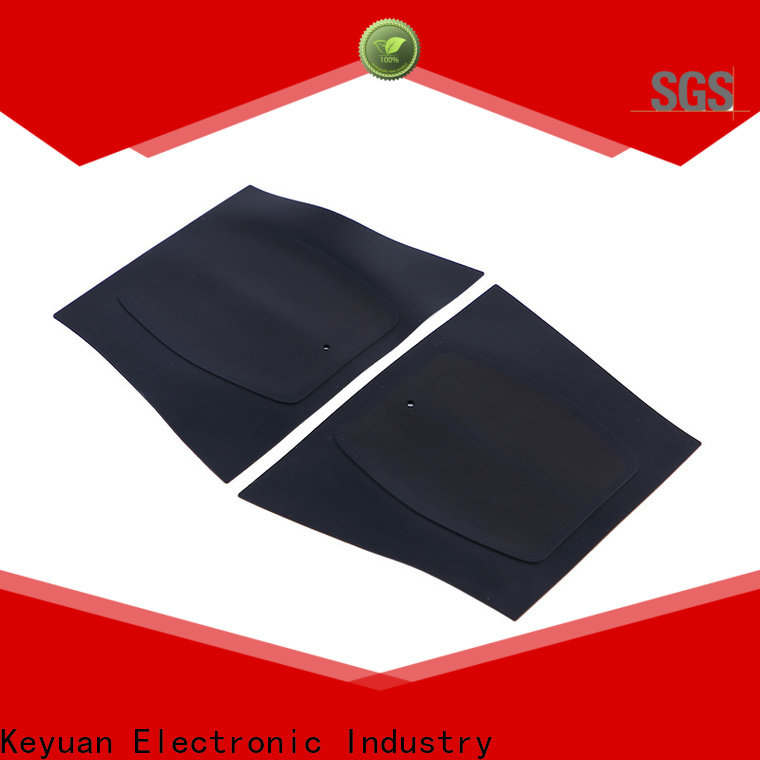 Keyuan silicone rubber products manufacturer factory price for keypad
