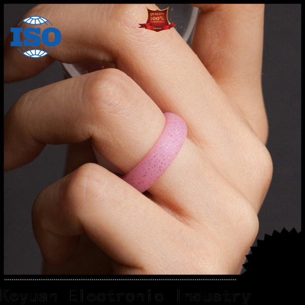 quality assured silicone engagement ring company free sample