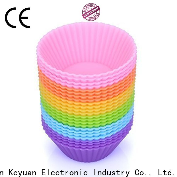 Keyuan silicone kitchen products factory for baking