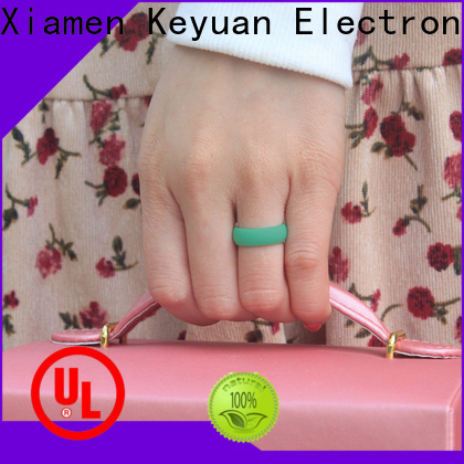 Keyuan hot-selling best silicone wedding bands factory for wholesale
