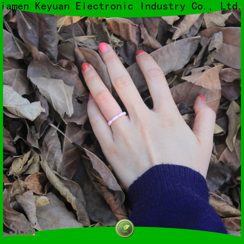 Keyuan best silicone rings factory fast delivery