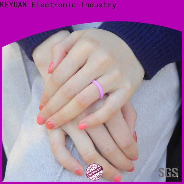 quality assured best silicone rings factory fast delivery