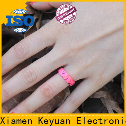 durable silicone wedding rings supplier free sample