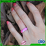 Keyuan hot-selling silicone wedding bands manufacturer free sample