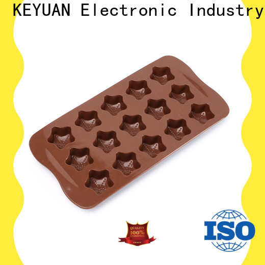 Keyuan durable silicone kitchen items wholesale for cake making