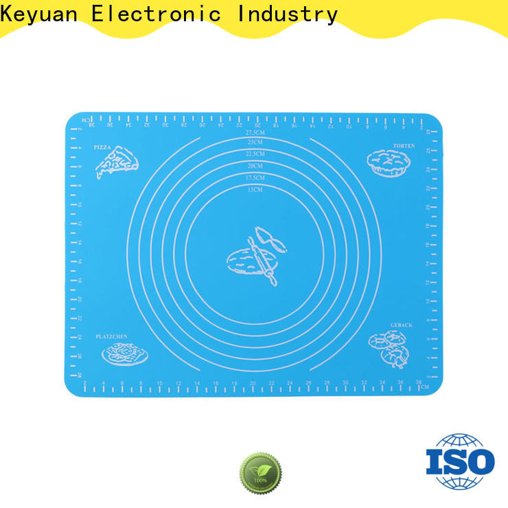 Keyuan silicone kitchenware products with best price for kitchen