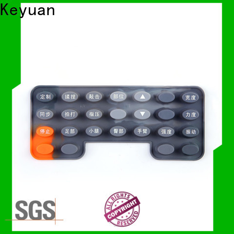 Keyuan silicone rubber products manufacturer personalized for industrial