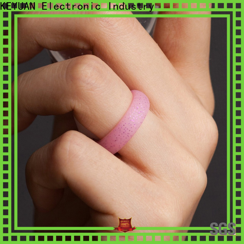 Keyuan silicone rings manufacturer for wholesale