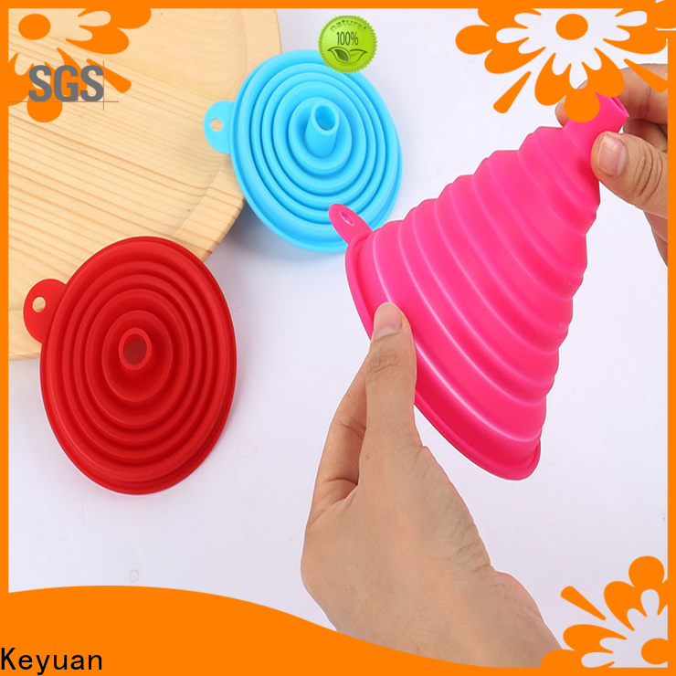 Keyuan durable silicone kitchen items wholesale for kitchen