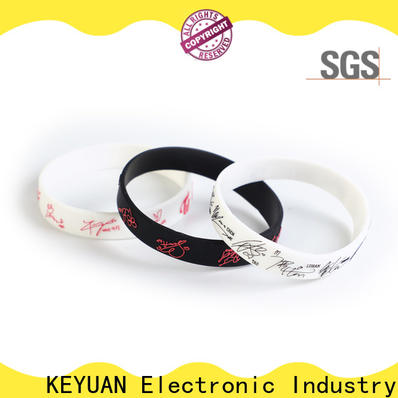 Keyuan silicone wedding rings supplier fast delivery