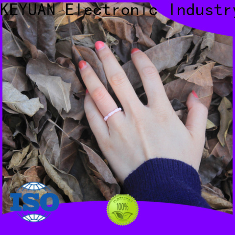 durable silicone engagement ring factory fast delivery