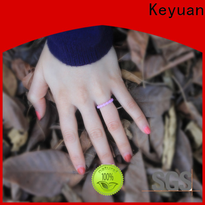 Keyuan silicone wedding rings factory for wholesale