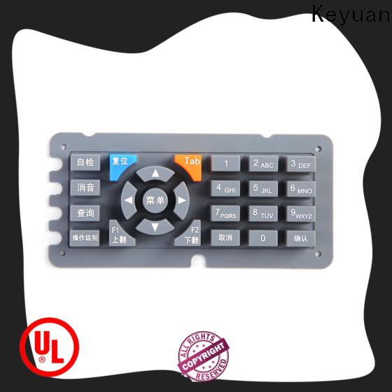 hig-quality silicone rubber products supplier for remote control