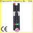 conductive silicone rubber products personalized for remote control