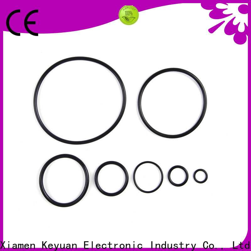 Keyuan silicone rubber products manufacturer factory price for electronic
