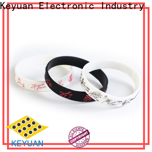 Keyuan hot-selling silicone wedding rings supplier free sample