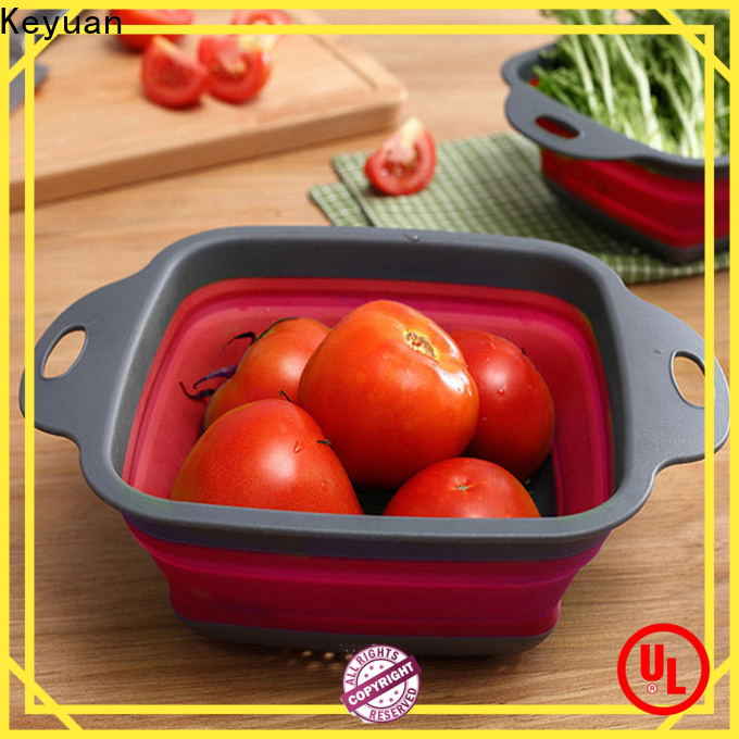 Keyuan durable silicone kitchen items well designed for baking