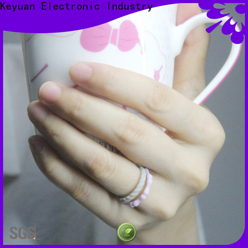 Keyuan durable silicone rings factory for wholesale