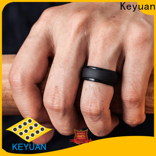 durable silicone wedding rings company free sample