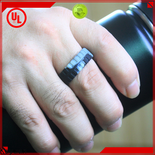 durable silicone band rings factory free sample