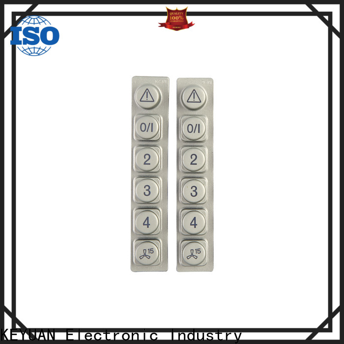 Keyuan silicone rubber products manufacturer wholesale for remote control